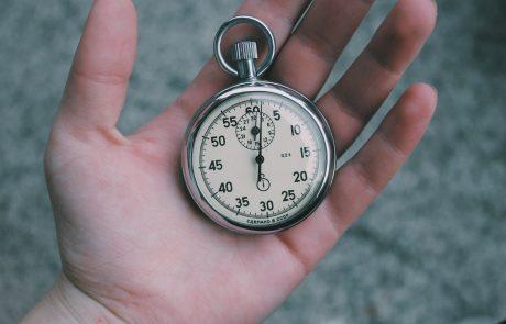ניהול זמן ומורכבות